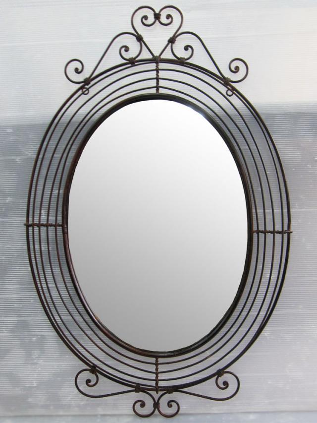 アイアンミラーアイアンの鏡