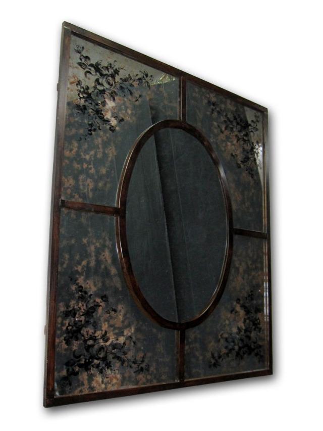 ローズミラーバラの鏡