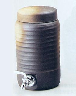 【焼酎サーバー】うでぃロングサーバー2.0リットル焼酎サーバー 焼酎を入れて2・3日で熟成が進みまろやかな味に!陶器瓶でかめ熟成♪