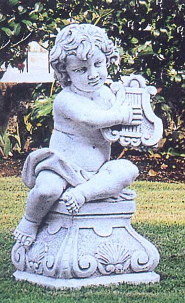 【イタリア製 彫刻】子供の楽団 (レオポルド)