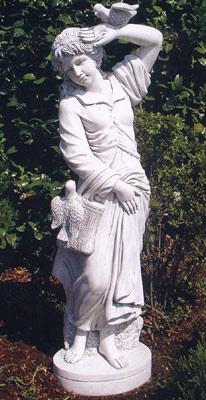 【イタリア製 石像】クレオパトラ