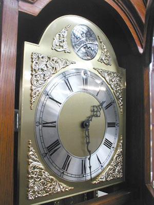 花梨時計(英数字)