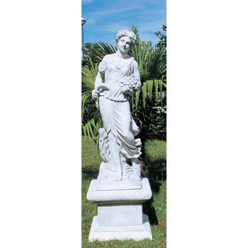 イタリア製ビーナス像(ガーデン オーナメント) 夏の乙女