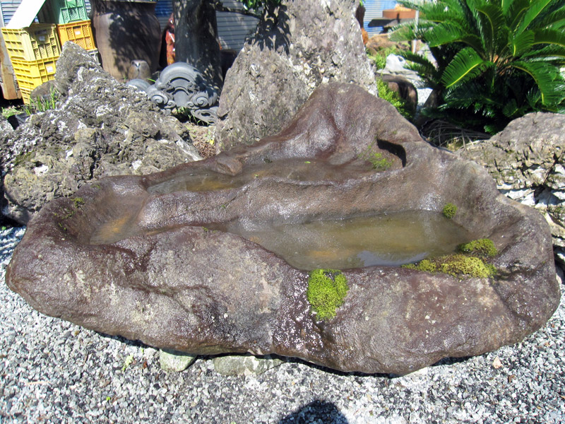 北海道 ニセコ 景石 たまり石 庭石