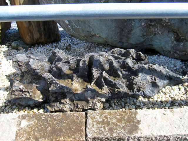 太湖石(たいこせき) 084庭石 銘石 景石
