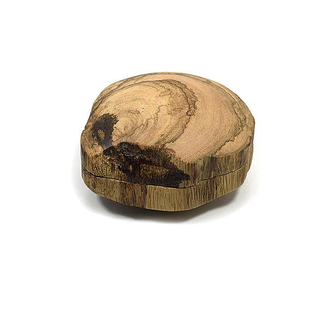 【香合】「沈香香合」★24グラム★《送料無料》寺院用仏具 伝統工芸品 木製香合 手作り香合 香合 香道 香道具 お香 お香入れ