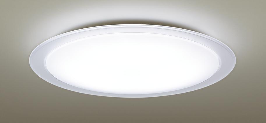 【あす楽対応_関東】パナソニック照明器具(Panasonic)  SLIM FLAT LEDシーリングライト リモコン調光・リモコン調色 LGC71121 (~18畳)