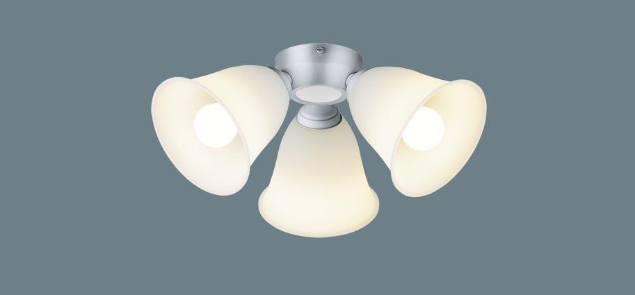 パナソニック照明器具(Panasonic) シーリングファン専用LEDシャンデリア SPL5344K(電球色)