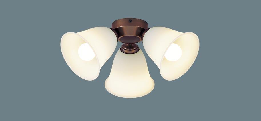 パナソニック照明器具(Panasonic) シーリングファン専用LEDシャンデリア SPL5345K(電球色)
