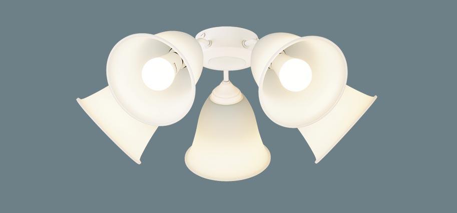パナソニック照明器具(Panasonic) シーリングファン専用LEDシャンデリア SPL5540K(電球色)