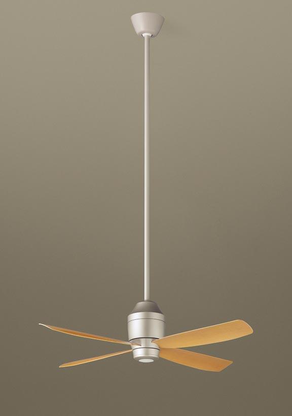 パナソニック照明器具(Panasonic) φ1100mm DCモータータイプシーリングファン(1500mm延長)(要電気工事) XS7250