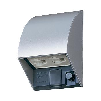 あす楽対応_関東 入手困難 パナソニック 大幅にプライスダウン Panasonic WK4602SK スマートデザインシリーズ防水コンセント