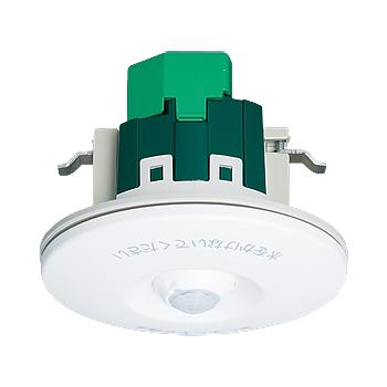 パナソニック配線器具(Panasonic) [軒下天井取付] 熱線センサ付自動スイッチ(親器・8Aタイプ・広角検知形) WTK4481K