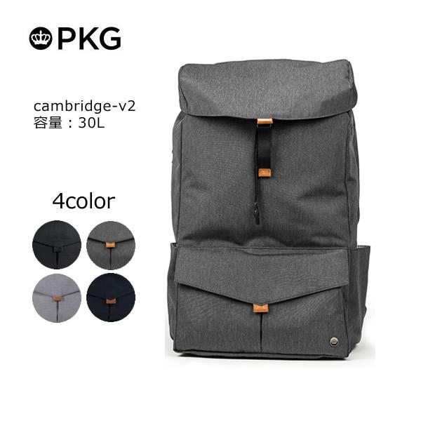 PKG(ピーケージー)Cambridge V2 サイズ:H50.8cm W36.8cm D17.8cm(30L)