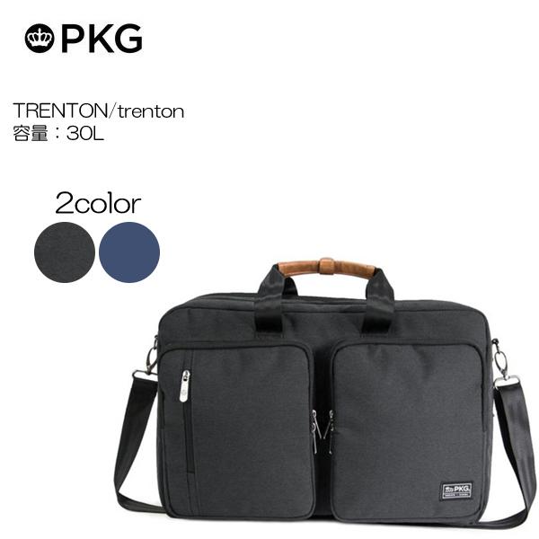 代理店保証付 PKG ピーケージー TRENTON trenton 47.0 x 33.0 x 19.1cm/容量:30L/重量:kg