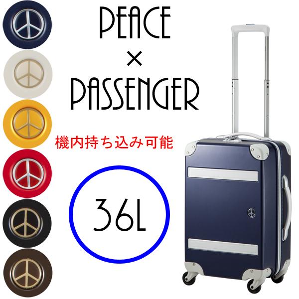 プラスワン・PLUS ONE PEACE×Passenger 8170-49(機内持ち込み対応サイズ)