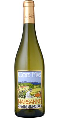 環境に配慮した リュット 訳あり商品 レゾネ農法 かわいいエコなワイン コーテ マス マルサンヌ バースデー 記念日 ギフト 贈物 お勧め 通販 ポール Mas Paul 750mlドメーヌ Marsanne Cote Domaines