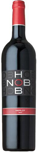 ホブノブとは「友と語らいながらお酒を楽しむ」という意味を指す英語です。シェークスピアの劇中にも登場する古い言葉。 HOBNOB ホブノブ メルロー 750ml