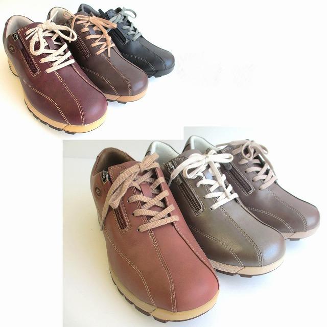 送料無料 ヨネックス パワークッション YONEX yonex パワークッション LC-21 レディース パワークッション ウォーキング ジップアップ コンフォートシューズ 撥水 通勤靴 仕事靴 旅行靴