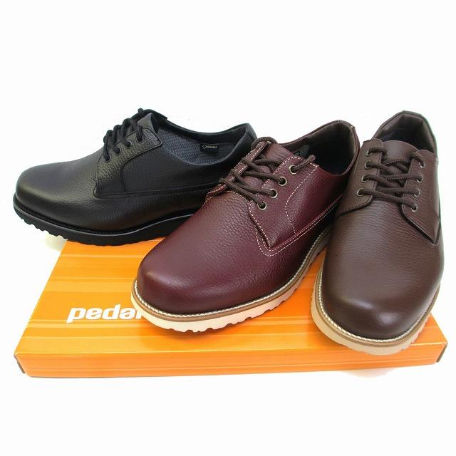 送料無料 アシックス ペダラ asics pedala WP620R メンズ 革靴 カジュアルシューズ ウォーキング 紐靴 レースアップ 旅行靴 日本製 ブラック(90) レッドブラウン(27) ダークブラウン(28)