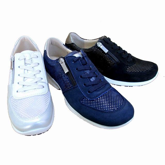 送料無料 アシックス ペダラ WP255S 日本製 asics pedala レディース 革靴 ウォーキング コンフォート 紐靴 レースアップ 旅行靴 Nブラック(N90) Nネイビーブルー(N50) ホワイト×シルバ(0193)