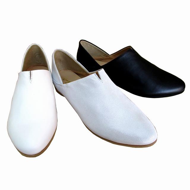 送料無料 ing PLUS+ 3300 レディース フラット スリッポンタイプ 通勤靴 仕事靴 軽量 ブラック LET ホワイト