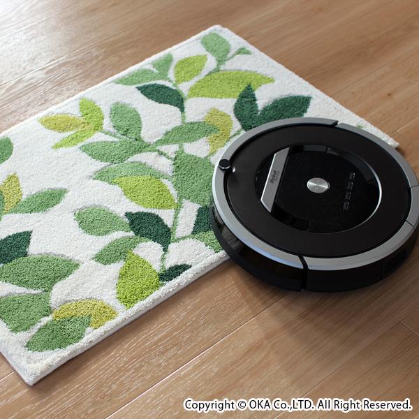 mat and rug factory rakuten global market leaf green corner door