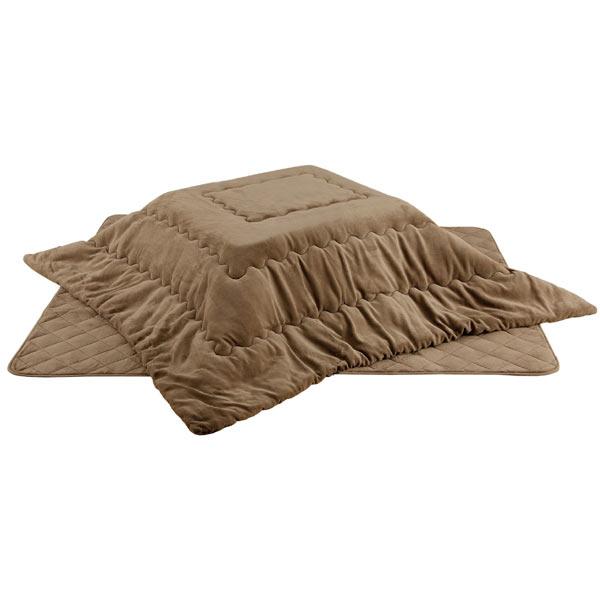こたつ布団 販売期間 限定のお得なタイムセール こたつ おしゃれ ロータイプ 正方形 80cm用 コタツ 炬燵 掛け布団 送料無料 リビングこたつ 一人暮らし 民泊 低廉 こたつテーブル モダン 北欧