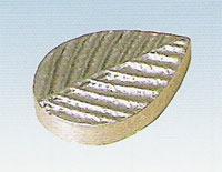 【30%OFF】マジパン葉型(アルミ合金製) L60