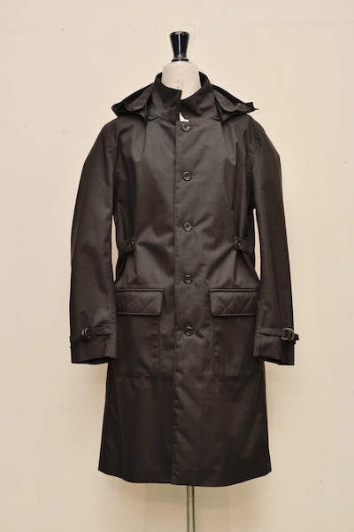 Norwegian Rain ノルウェイジャンレイン Notting Hill Femme ノッティングヒル レディース col.MIXED BLACK