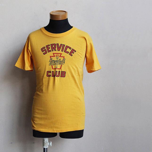 【アメリカ古着】【中古】 60's~ [RICHARD SMITH] コットンTシャツ
