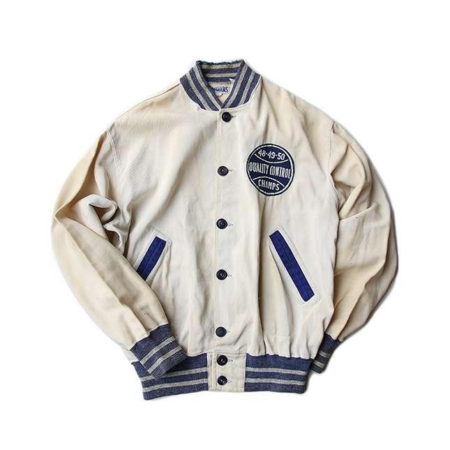 【送料無料】40年代 LIPPMANS スポーツ ジャケット【中古】メンズカジュアル アメリカ古着 アウター 40s ヴィンテージ ブルー リップマンズ スポーティー ライン