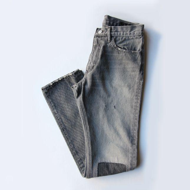 【セール】【送料無料】【FAR EASTERN ENTHUSIAST】 ファーイースタンエンスージアスト..BAGABOND BLACK PANTS