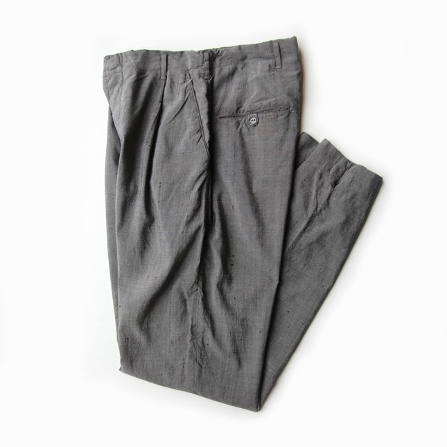 【送料無料】50年代頃の古いスラックスパンツ【中古】