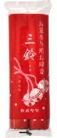 (送料無料)(まとめ買い・ケース販売)カメヤマ 三鈴(太巻) 2束入(160個セット)/ カメヤマ