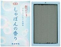 (送料無料)(まとめ買い・ケース販売)カメヤマ 花げしき しゃぼんの香り ミニ(100個セット)/ カメヤマ