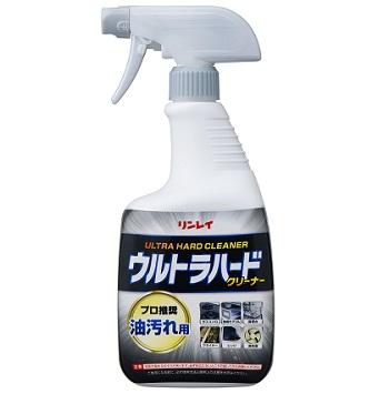 (送料無料)(まとめ買い・ケース販売)リンレイ ウルトラハードクリーナー 油汚れ用 (700mL)(12個セット)/ リンレイ