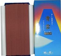 (送料無料)(まとめ買い・ケース販売)青雲 ゴールド 徳用バラ(60個セット)/ 日本香堂