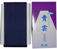 (送料無料)(まとめ買い・ケース販売)青雲 バイオレット 徳用バラ(60個セット)/ 日本香堂