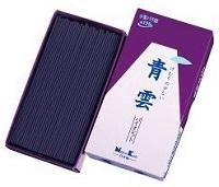 (送料無料)(まとめ買い・ケース販売)青雲バイオレット 小型バラ詰(60個セット)/ 日本香堂