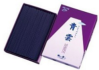 (送料無料)(まとめ買い・ケース販売)青雲バイオレット中型バラ詰(50個セット)/ 日本香堂
