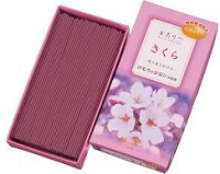 (送料無料)(まとめ買い・ケース販売)かたりべ さくら バラ詰(60個セット)/ 日本香堂