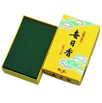 (送料無料)(まとめ買い・ケース販売)毎日香 大型バラ詰(約240g)(40個セット)/ 日本香堂