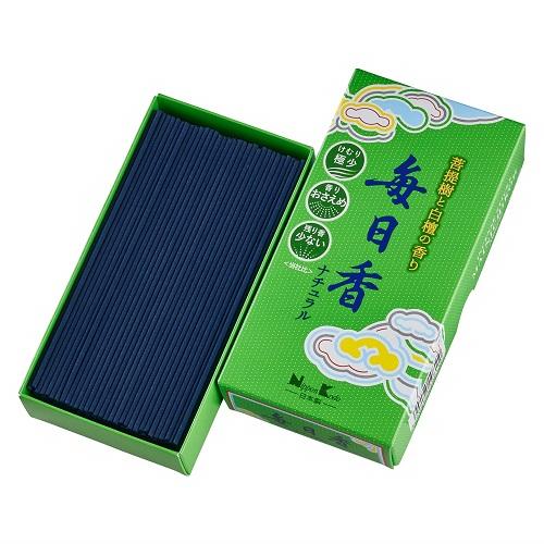 (送料無料)(まとめ買い・ケース販売)毎日香ナチュラル バラ詰(60個セット)/ 日本香堂
