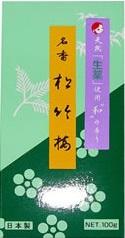 (送料無料)(まとめ買い・ケース販売)孔官堂 松竹梅 バラ詰 100g(120個セット)/ 孔官堂