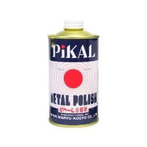 (送料無料)(まとめ買い・ケース販売)ピカール液 300g(30個セット)/ 日本磨料
