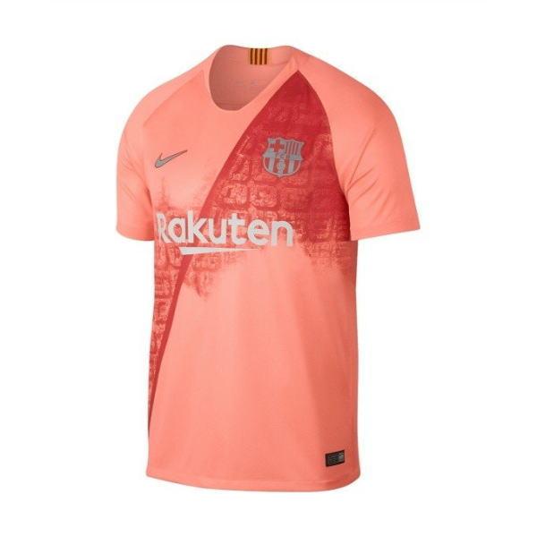 ナイキ NIKE FC バルセロナ 18-19 FCB BRT 3rd 半袖レプリカユニフォーム  918989-694 サッカー ウエア レプリカシャツ