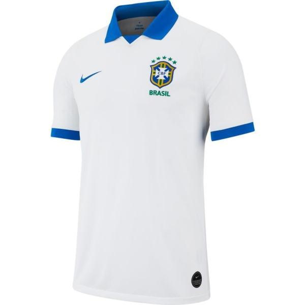 ナイキ NIKE ブラジル代表 CBF BRT CPA S/S ジャージ AJ5026-100 サッカーシャツ