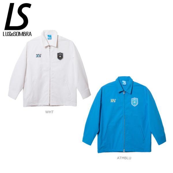 ルースイソンブラ LUZ e SOMBRA LUZ REPUBLICA ANTHEM JACKET O2012200 フットサル ウエア