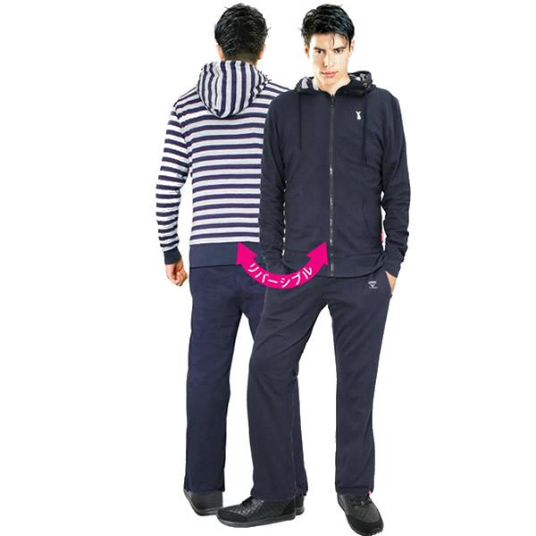 ケイトルーバー サウナスウェット ウエストバーン メンズ Kateruber 魔法瓶 サウナスーツ ダイエットスーツ リバーシブル 男性用 メンズ
